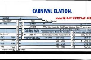carnival conquest cruise ship carnival cruise elation