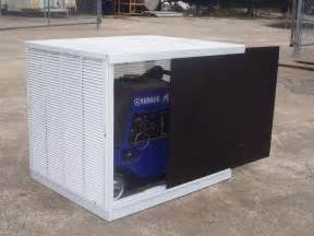 9 best generator enclosure images on