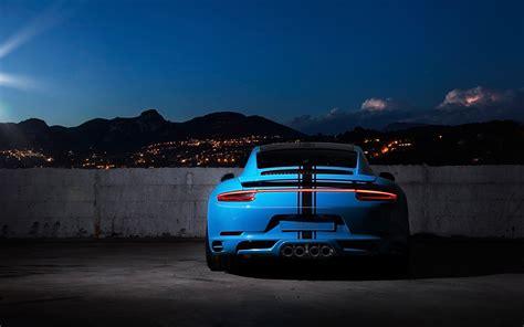 2018 Techart Porsche 911 Coupe 2 Wallpaper Hd Car Wallpapers