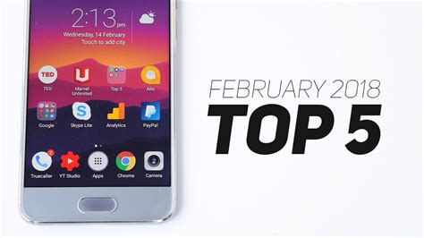 top   essential android apps feb