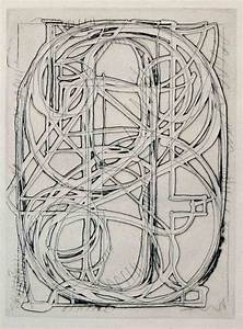 "Jasper Johns: Selections from ""1st Etchings, 2nd State"" at ..."