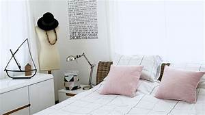 Décoration Chambre Scandinave : deco chambre scandinave visuel 5 ~ Melissatoandfro.com Idées de Décoration