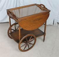 antique tea cart Bargain John's Antiques » Blog Archive Antique Oak Tea ...