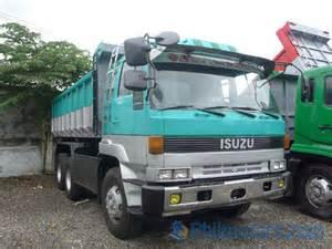 Isuzu Dump Trucks 2016