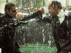 Matrix Revolutions - The Matrix Wallpaper (2422016) - Fanpop