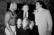 The beginning and bizarre end to WWF icon Andre the Giant ...