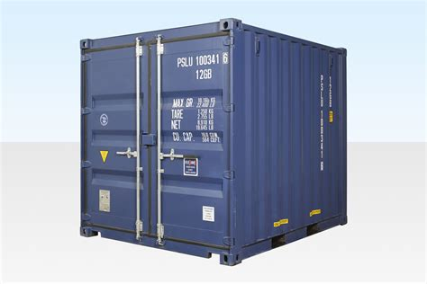 ft steel storage container  hire secure storage