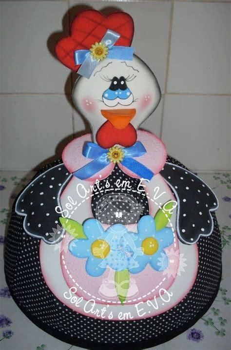 cubre torta moldes en foami cobre bolo galinha 1