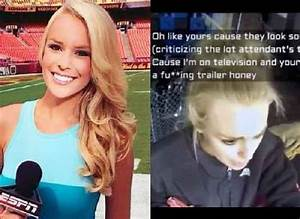 ESPN Suspends Reporter Britt McHenry for - One News Page VIDEO
