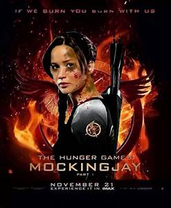The Hunger Games: Mockingjay - Part 1 (2014) ~ MOVIE REVIEW