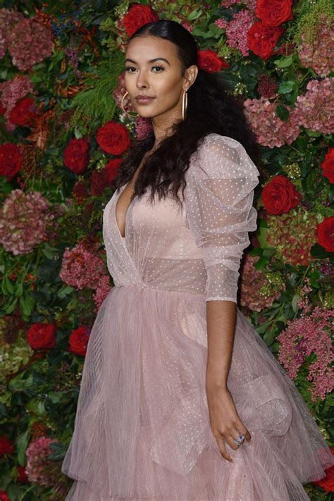 maya jama  evening standard theatre awards