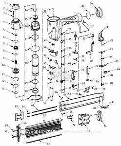 Campbell Hausfeld Chn10201 Parts Diagram For Nail