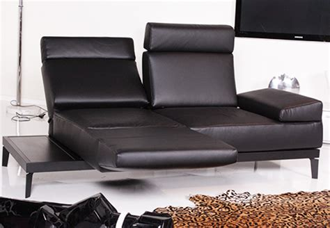Rolf Ledercouch by Rolf Ledersofa Groupon Goods
