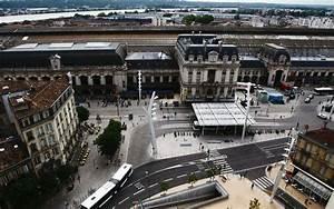 Circulation Autour De Lille : bordeaux changements de circulation du c t de la gare saint jean sud ~ Medecine-chirurgie-esthetiques.com Avis de Voitures