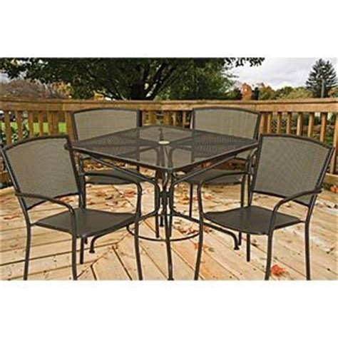 south bay 5 pc dining collection includes 4