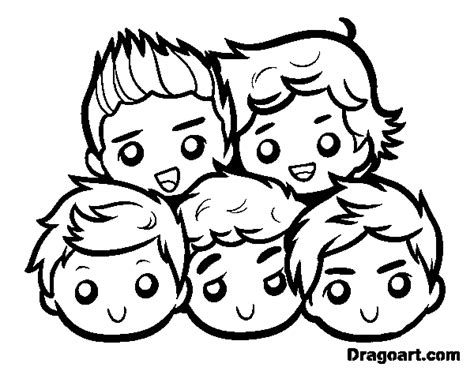 direction  coloring page