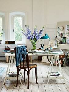 Totally Gorgeous Vintage & Shabby Chic Home Office Studios ...