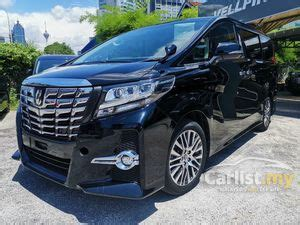 2016 Toyota Alphard G A T search 1 772 toyota alphard 2 5 g s c package cars for