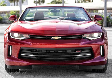 2016 Chevrolet Camaro Rs Convertible