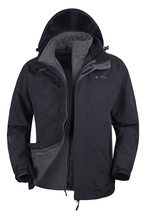 Mens Waterproof Jacket With Hood - Jacket To