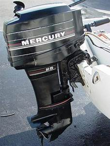 2004 Mercury 25 Hp 2 Stroke Manual