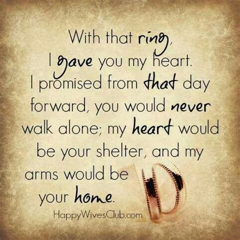 with this ring wedding verses vows pinterest