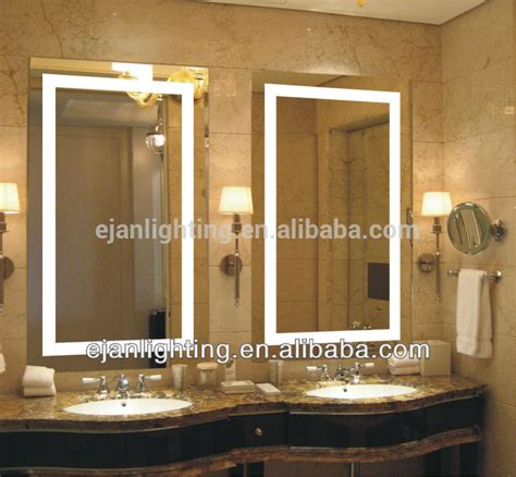 broadway lighted vanity mirror broadway vanity lighted mirror with led light