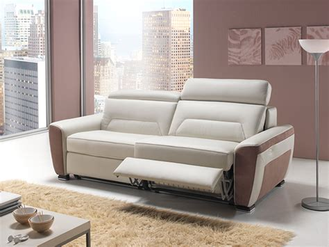 canape satis canapé relax convertible couchage terre meuble