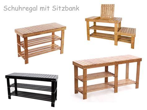 Sitzbank Fur Diele by Schuhregal Mit Sitzbank