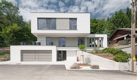 Moderne Häuser Würfel by Www Simonundstuetz At Haus Am Hang Modern Architecture
