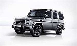 G Modell Mercedes : mercedes benz says goodbye to the g class with special models ~ Kayakingforconservation.com Haus und Dekorationen