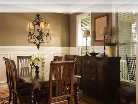 Bloombety  Dining Room Wall Decor Ideas With Oak Color