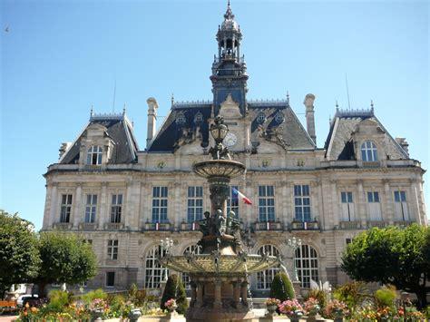 Limoges. Hôtel De Ville.