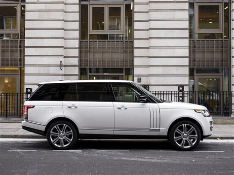 2018 Land Rover Range Rover Autobiography Black Lwb Is A