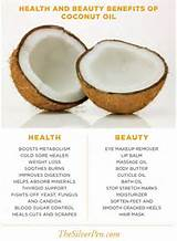 Benefits Of Coconut Oil Images