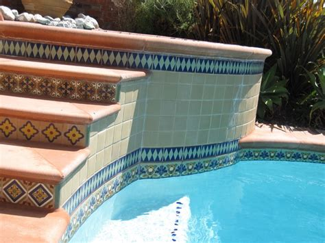 Spanish Deco Pool