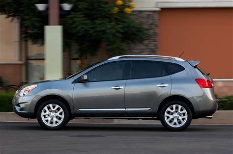 Nissan Rogue : 2013 Nissan Rogue Reviews And Rating