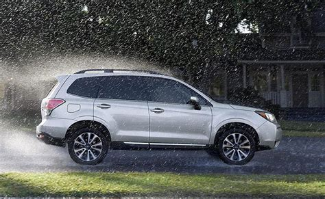 subaru forester review price specs rivals