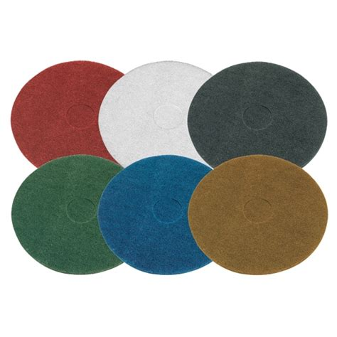 floor buffing pads use buffing pads ribchesters