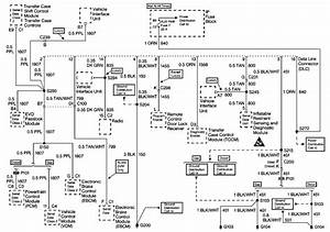 Wiring Diagram  9 2004 Chevy Tahoe Parts Diagram