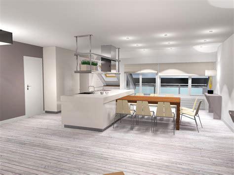 perspective cuisine aménagement intérieur annecy haute savoie design d 39 azur