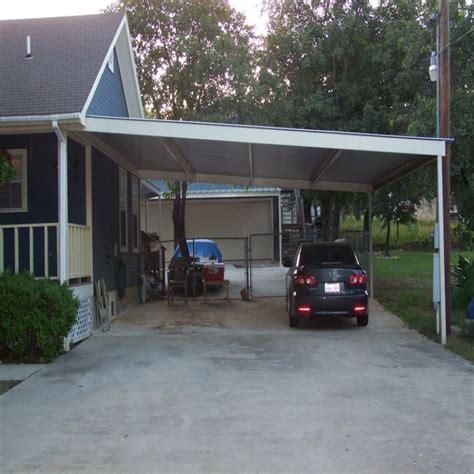 stand alone carport metal lean to carport plans diy free metal work