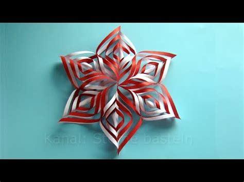 Fensterdeko Weihnachten Mit ästen by Weihnachtsbasteln Sterne Basteln Mit Papier F 252 R