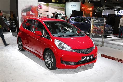 Honda Jazz Picture by Honda Jazz Si 2012 Picture 75035