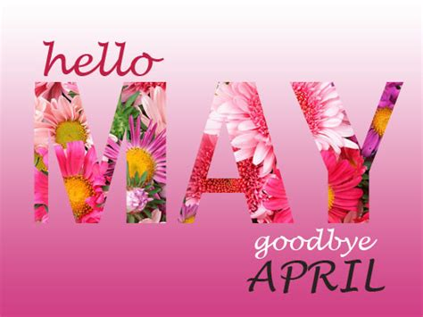 May Images Hello May Clipart