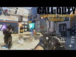 Call Of Duty: Advanced Warfare PS3 GAMEPLAY on Solar - YouTube