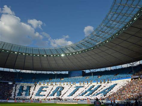 Hertha bsc foundation awards wilhelm wernicke prize for 2020. Hertha bleibt im Olympiastadion - Neubau bleibt Thema