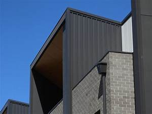 Colorbond Wall Cladding  U2013 Selected Building Services