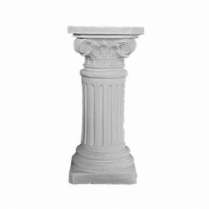 Greek Ancient Corinthian Column Athena
