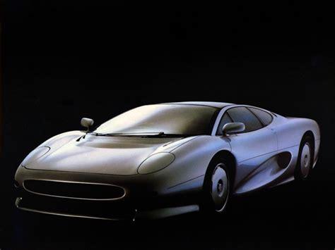 jaguar xj concept prototype    concept